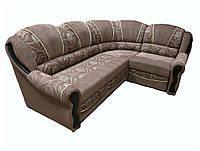 """Комплект """"Новелла"""" угловой диван и кресло, фото 1"""