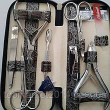 Маникюрный набор KDS маникюрно педикюрный (8 предметов)