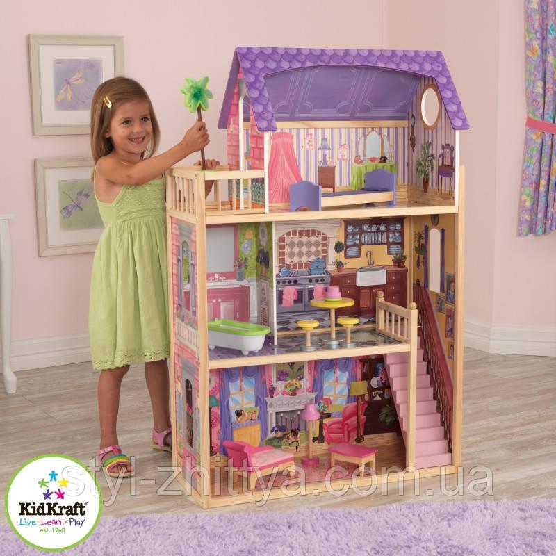 Великий ляльковий будинок Barbie KidKraft Kayla