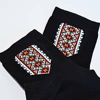 Носки женские Вышиванка орнамент стрела