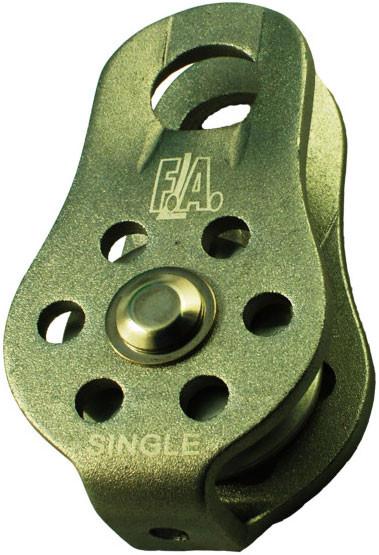 Блок-ролик одинарный First Ascent Single 12 FA1402