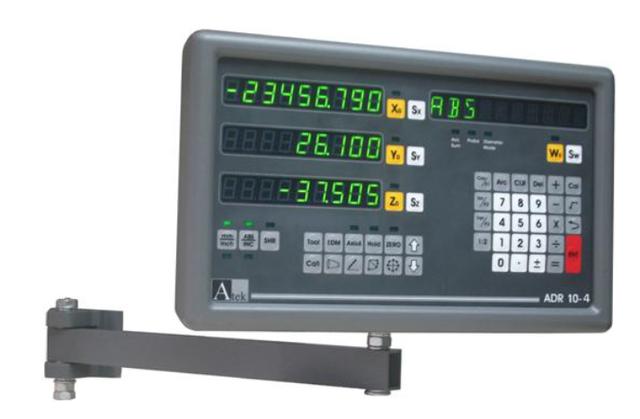 Двухкоординатное устройство цифровой индикации ADR10-2