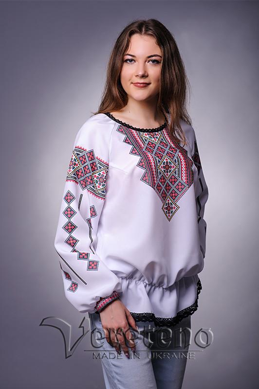 Заготовка жіночої блузки для вишивки бісером або нитками  продажа ff09a7d7a71cc