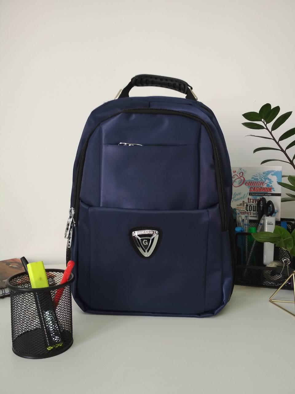 e201a7b9a15d Рюкзак с анатомической спинкой для подростка Gorangd 38*27*15 см - Puziki.