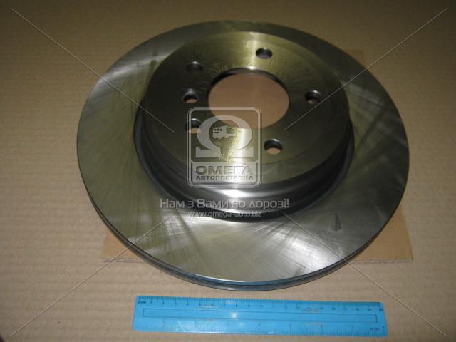 Диск тормозной BMW 5 Series (E60)(E61) (07/03-) задний (пр-во REMSA) 6654.10