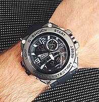 Часы Casio G-Shock Steel Black