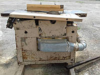 Комбинированный станок по дереву КСМ-1А бу: фуганок 410мм+ циркулярка, фото 1