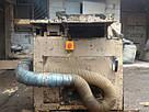 Комбинированный станок по дереву КСМ-1А бу: фуганок 410мм+ циркулярка, фото 7