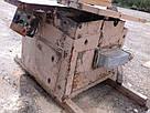 Комбинированный станок по дереву КСМ-1А бу: фуганок 410мм+ циркулярка, фото 4