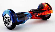 Гироскутер Smart Balance Transformer 8 дюймів (Mobile APP + Balance) - Blue Fire