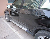 Пороги боковые (под оригинал) BMW X5 E70