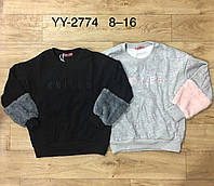Кофта для девочек оптом, F&D, 8-16 лет,  № YY-2774