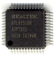 Мікросхема rtl8151dh, Realtek