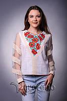 Блузка вишиванка в категории этническая одежда и обувь женская в ... 53f9e2b76072d