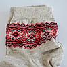 Носки льняные с украинским орнаментом Вышиванка 5-6 лет (18)
