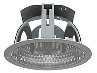 Даунлайт светильники направленного света DLES с компактными люминесцентными лампами