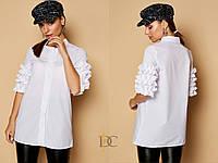 Блуза хлопок, фото 1