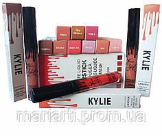 Набор матовых помад Kylie Matte Liquid Lipstick 12 шт., Качество