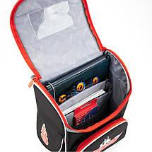 Рюкзак школьный каркасный Kite Firetruck K18-501S-1, фото 3