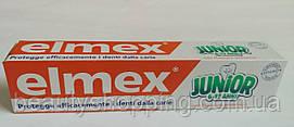 Elmex Junior детская зубная паста от 6 до 12 лет 75 мл Швейцария