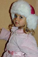 Детские шапки-ушанки розница