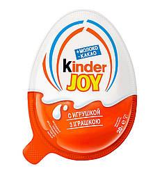 Киндер сюрприз яйцо Joy Джой