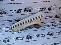 Крыло переднее левое Citroen BX (1987-1994)