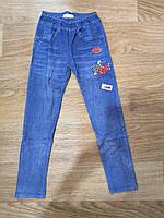 Лосины для девочек оптом, Crossfire, 134-164 см,  № CS1948, фото 1