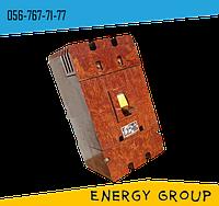 Автоматический выключатель А3792 БУ3