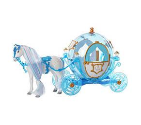 Карета 216B с лошадью, свет, звук, лошадь ходит, фото 2