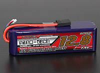 Акумулятор Turnigy nano-tech 12800mah 2S 40~80C Lipo Pack (TRA2875, підходить до Summit/E-Revo/E-Maxx)