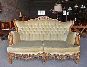 Двохмісний диван в стилі Барокко