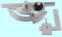 Угломер с нониусом 2УМ  0-180°, цена деления 2 минуты
