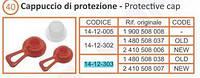 14-12-303, Защитный колпачек M14x1.5,Oms14-12-303  Bosch 2 410 508 007