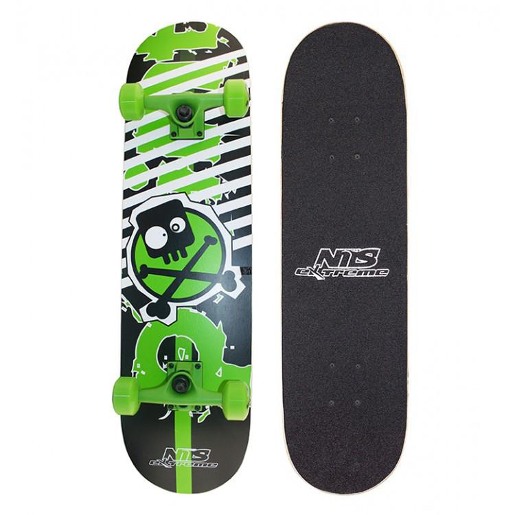 Скейтборд Nils Extreme CR3108SA Point
