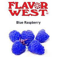 """Ароматизатор """"Блакитна малина"""" Flavor West Blue Raspberry, фото 1"""