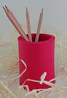 Подставка для ручек Мягкий Розов. 951477 8227Ф Китай