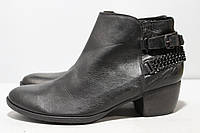 Женские кожаные ботинки Minelli, 39 размер, фото 1