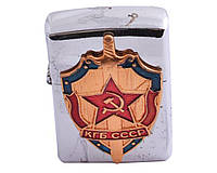 Зажигалка карманная Ордена СССР (острое пламя) AL2081-5