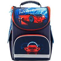 Рюкзак школьный каркасный Kite Super car K18-501S-5