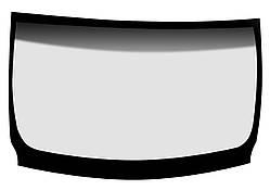 Лобовое стекло XYG для Renault (Рено) Trafic (2001-2013)
