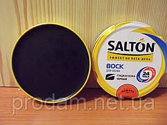 Воск с норковым маслом SALTON черный