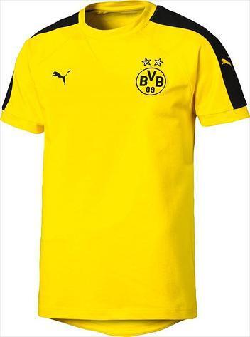 Футболка Puma 2016 Borussia Dortmund BVB 749878-01 (оригинал)