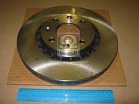Диск тормозной DAEWOO LANOS R14 передний, вент. (пр-во REMSA) 6178.10