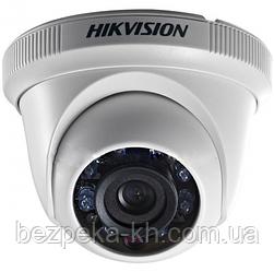2 Мп Turbo HD видеокамера DS-2CE56D0T-IRPF (2.8 мм)