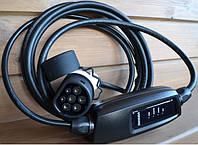 Портативная зарядка для электромобиля Duosida Тип 2 16А (Mannekes)