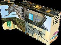 Туристический сувенир кубик-трансформер