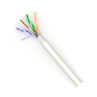 Кабель КПВЭ-ВП (200) 4*2*0,51 (FTP-cat.5E), OK-net, CU, экран., для внутр. работ, 305м.