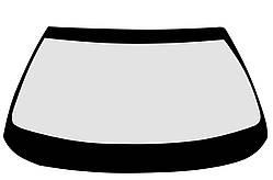 Лобовое стекло XYG с обогревом для Subaru (Субару) Forester (02-07)