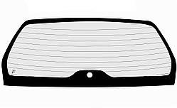 Заднее стекло XYG на внедорожник для Subaru (Субару) Forester (02-07)